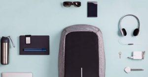 Nomad Backpack: Il Migliore Zaino Antifurto Idrorepellente