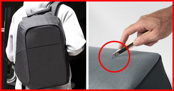 Nomad Backpack: Il Migliore Zaino Antitaccheggio! Prezzo, Sito Ufficiale, Recensione.