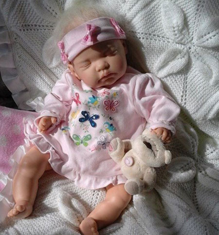 reborn dolls femmine